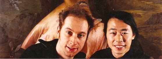 Yongbo&MartinWeb